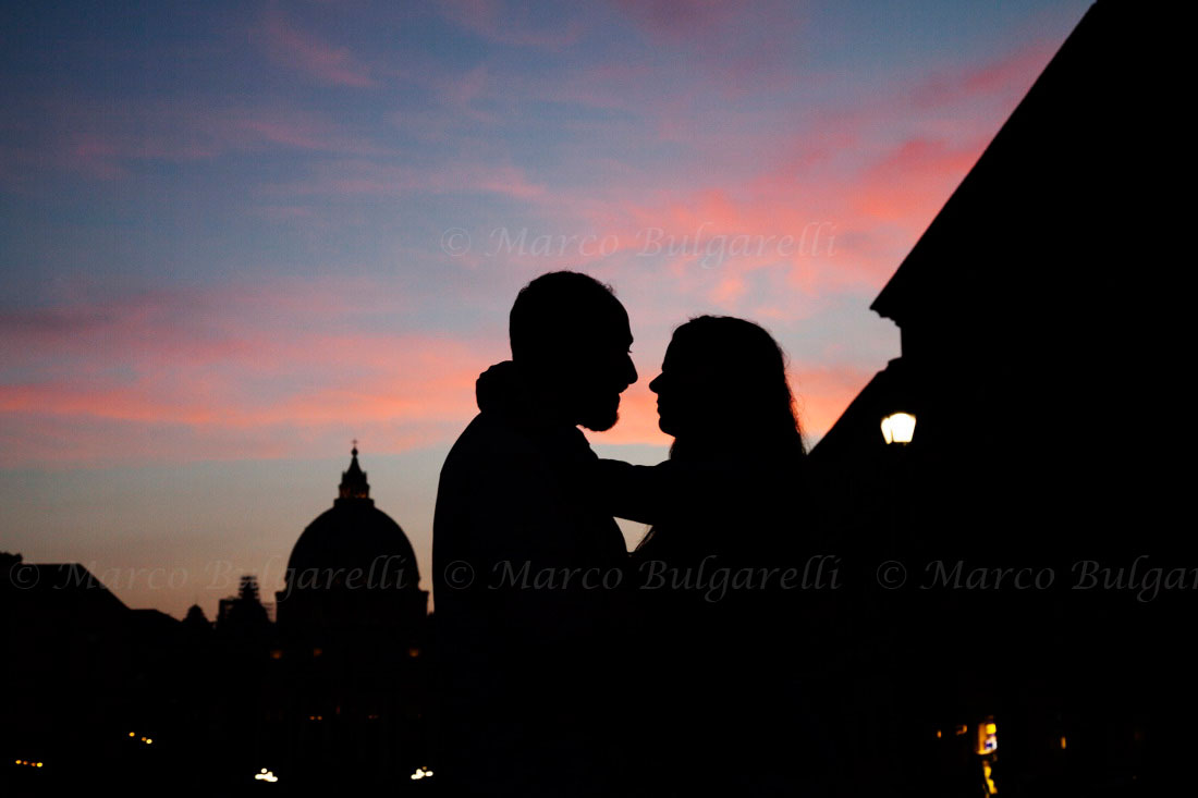 Day & Night Photo Tour in Rome
